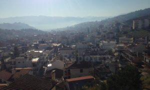 Λαμία: Πήραν φωτιά οι ψησταριές – Ένα σύννεφο καπνού πάνω από την πόλη (Φωτό)!