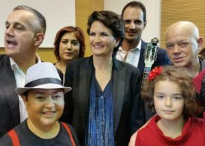 Εύβοια: Μάγεψε το κοινό η Άλκηστις Πρωτοψάλτη – Η συναυλία της κορυφαίας ερμηνεύτριας!