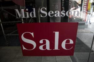 Εκπτώσεις από σήμερα 2 Μαΐου – Ανοιχτά καταστήματα την Κυριακή 7 Μαΐου