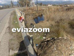 Εύβοια: Σκληρές εικόνες μετά από τροχαίο δυστύχημα με δύο νεκρούς [pics, vid]