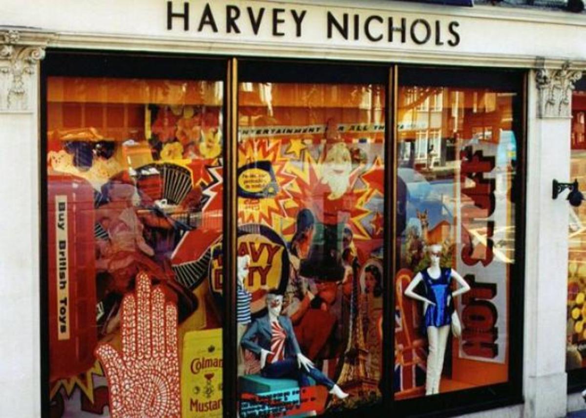 Ανοίγει Harvey Nichols 22.000 τ.μ. αποκλειστικά για Beauty Bazaar! | Newsit.gr