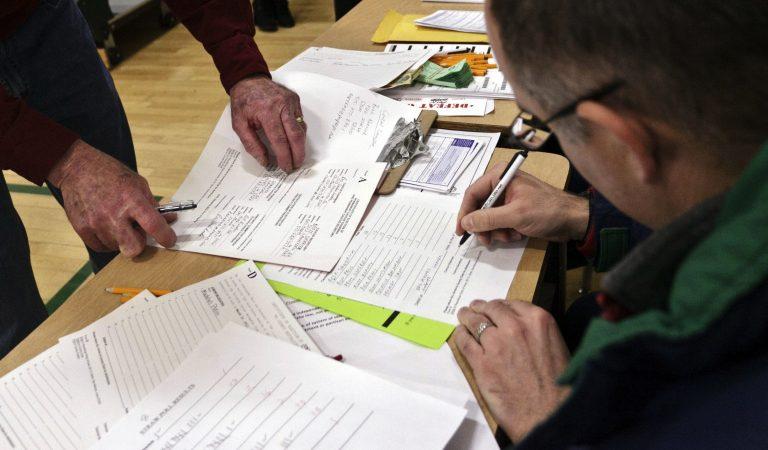 Πρωτιά για 8 ψήφους! – Χέρι-χέρι για το χρίσμα Ρόμνι-Σαντόρουμ | Newsit.gr
