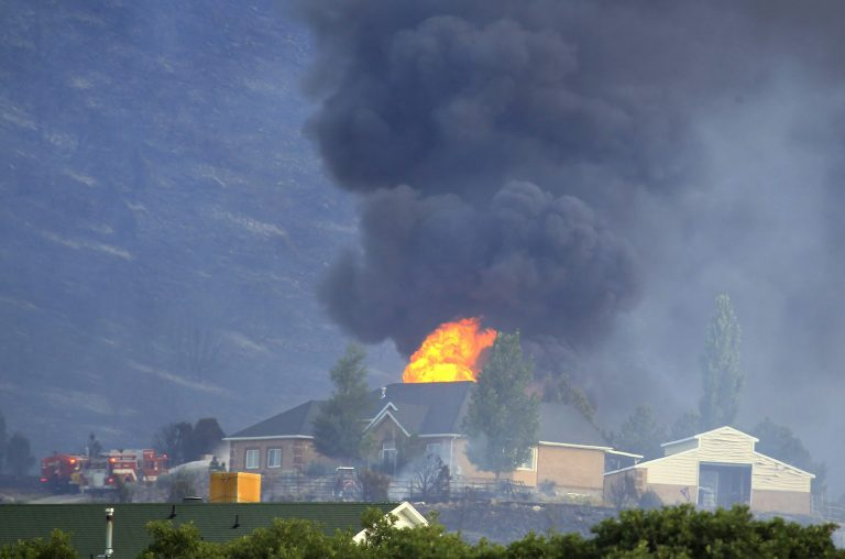 Καύσωνας και φονικές πυρκαγιές «χτυπούν» τις ΗΠΑ | Newsit.gr