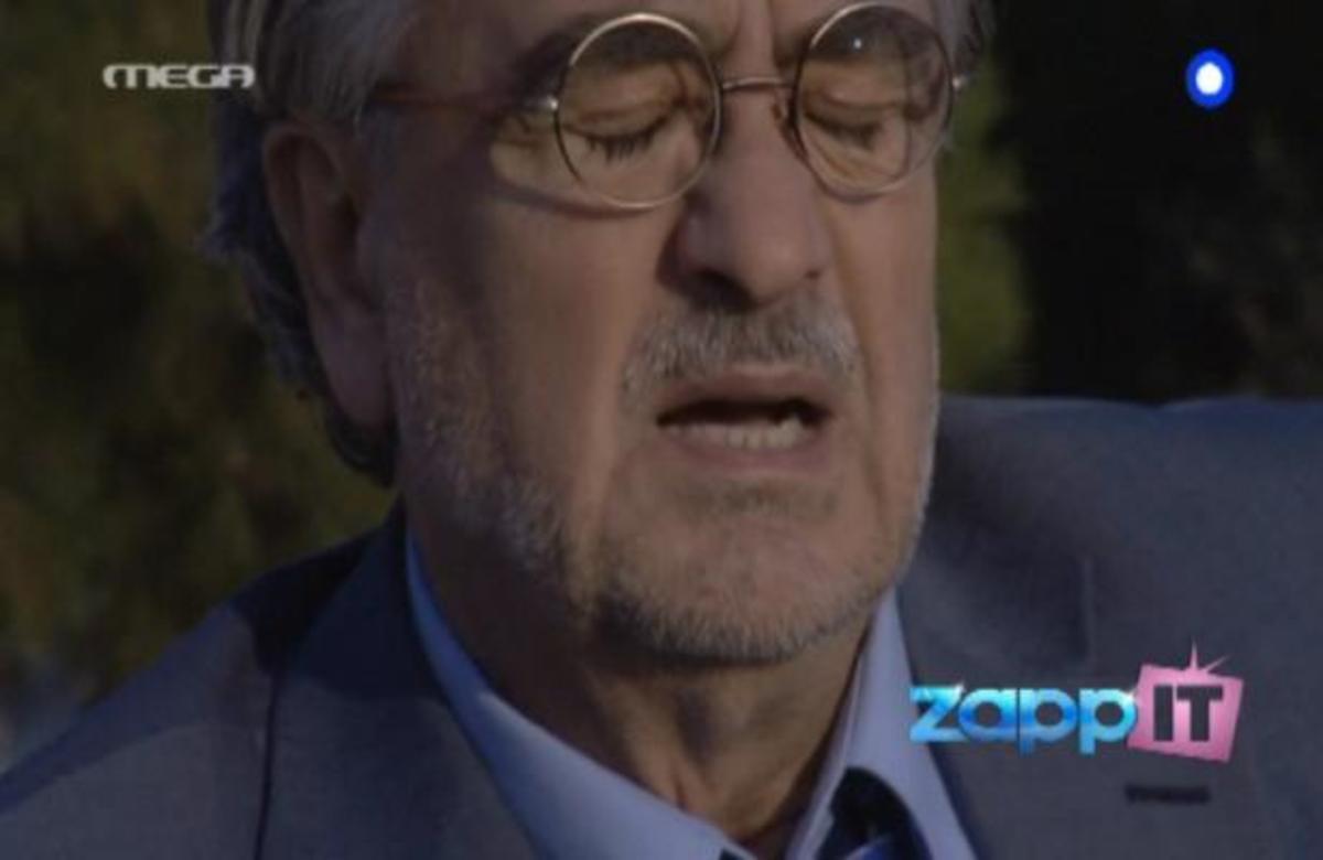 Κλεμμένα Όνειρα: Ο Βαλάτος καταρρέει από τη συγκίνηση βλέποντας τον …εγγονό του!   Newsit.gr