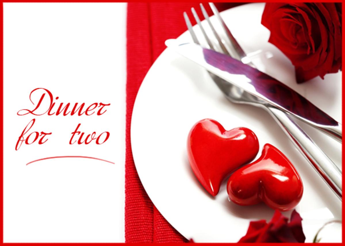 Valentine's Date! 5 ολοκληρωμένα menu τριών πιάτων με λιγότερες από 500 θερμίδες | Newsit.gr
