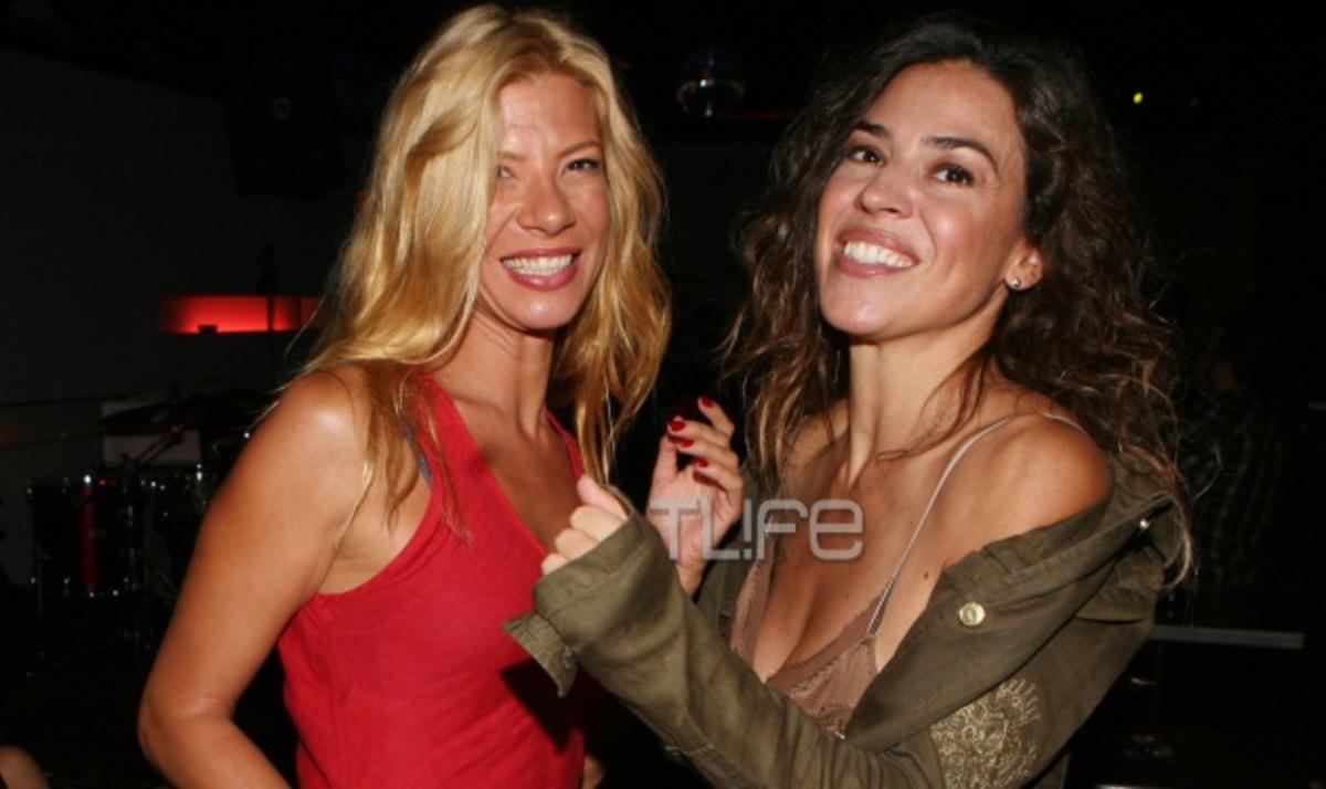 Β. Χριστοδουλίδου: Γιόρτασε με φίλους τα γενέθλιά της λίγο πριν μπει στο Dancing!   Newsit.gr