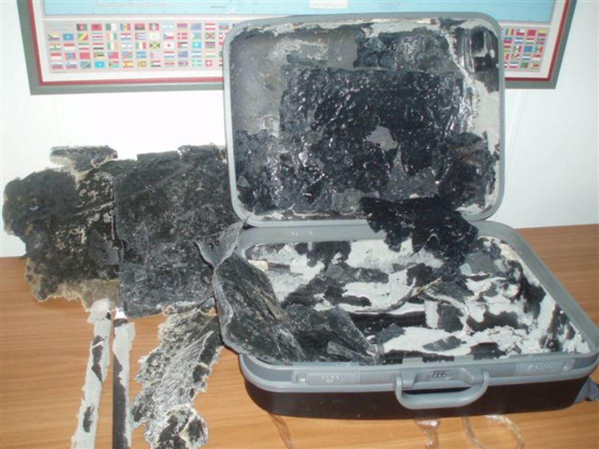 Μια βαλίτσα φτιαγμένη από… κοκαΐνη | Newsit.gr