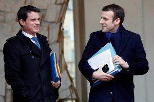 Βαλς… με τον Μακρόν για την προεδρία της Γαλλίας