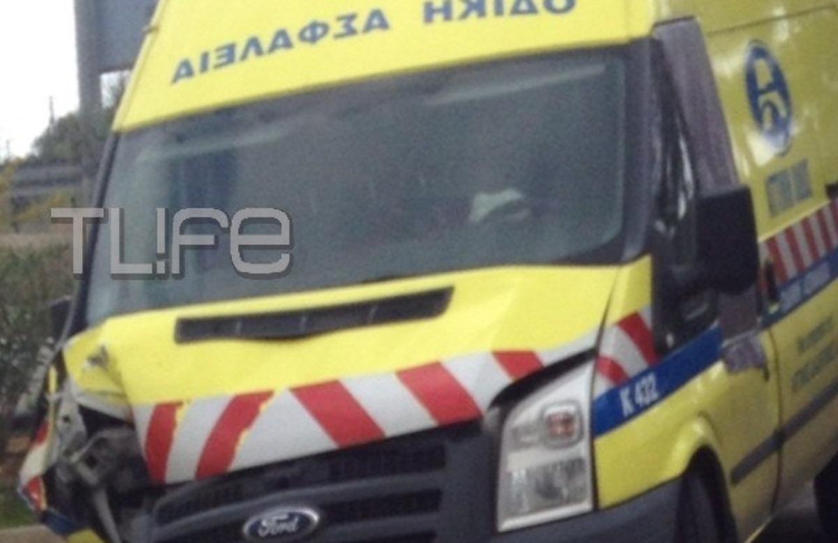 Τόμας Πρωτόπαπας: Φωτογραφίες από το αυτοκίνητό του και το βαν της Α. οδού λίγα λεπτά μετά το ατύχημα | Newsit.gr