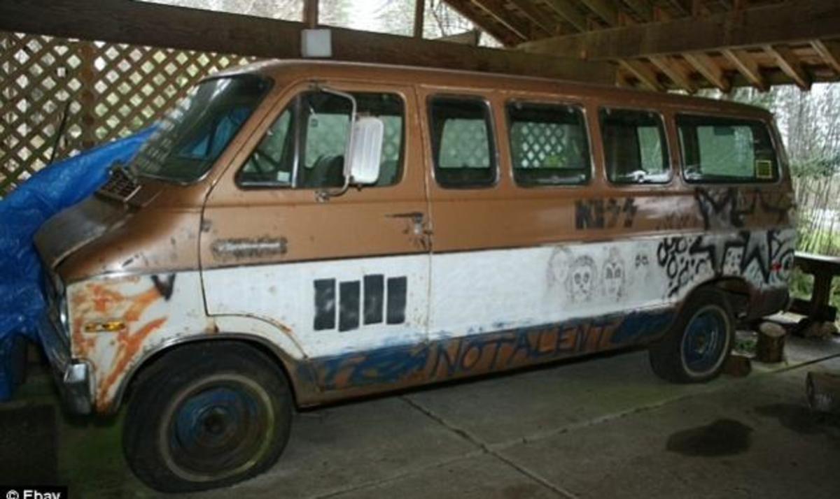 Στο σφυρί το φορτηγάκι του Kurt Cobain | Newsit.gr