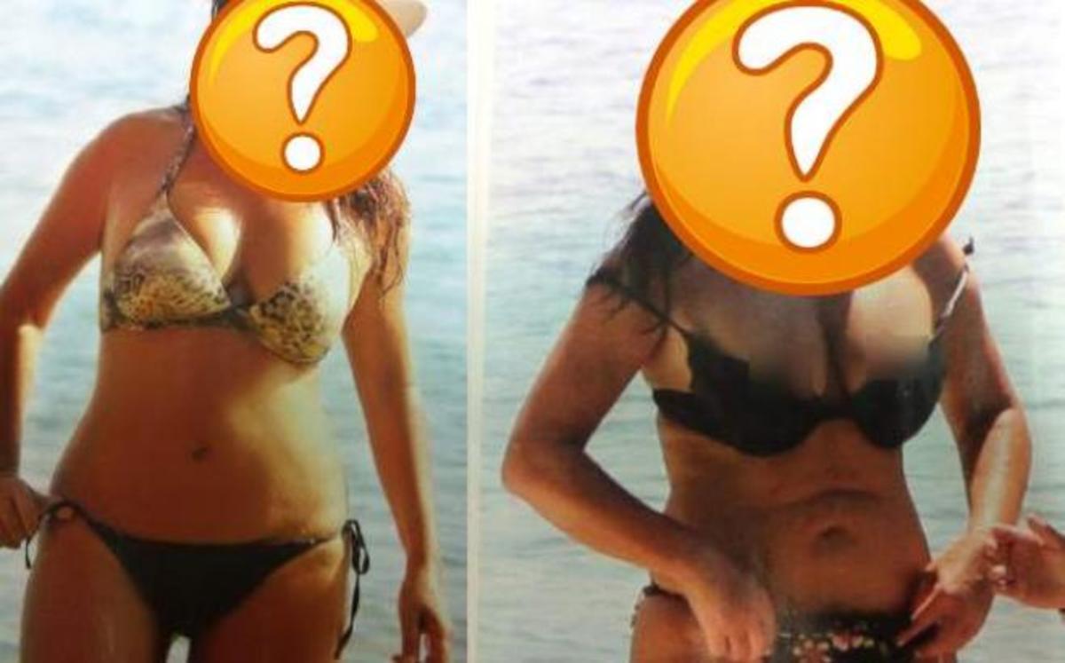 Πασίγνωστη Ελληνίδα ηθοποιός sex symbol ΜΕ και ΧΩΡΙΣ ρετούς σε δύο περιοδικά… | Newsit.gr
