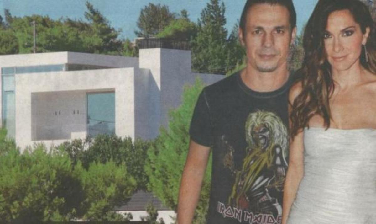 Ν. Νικολαΐδης – Δ. Βανδή: Πούλησαν την έπαυλή τους στο Κεφαλάρι | Newsit.gr
