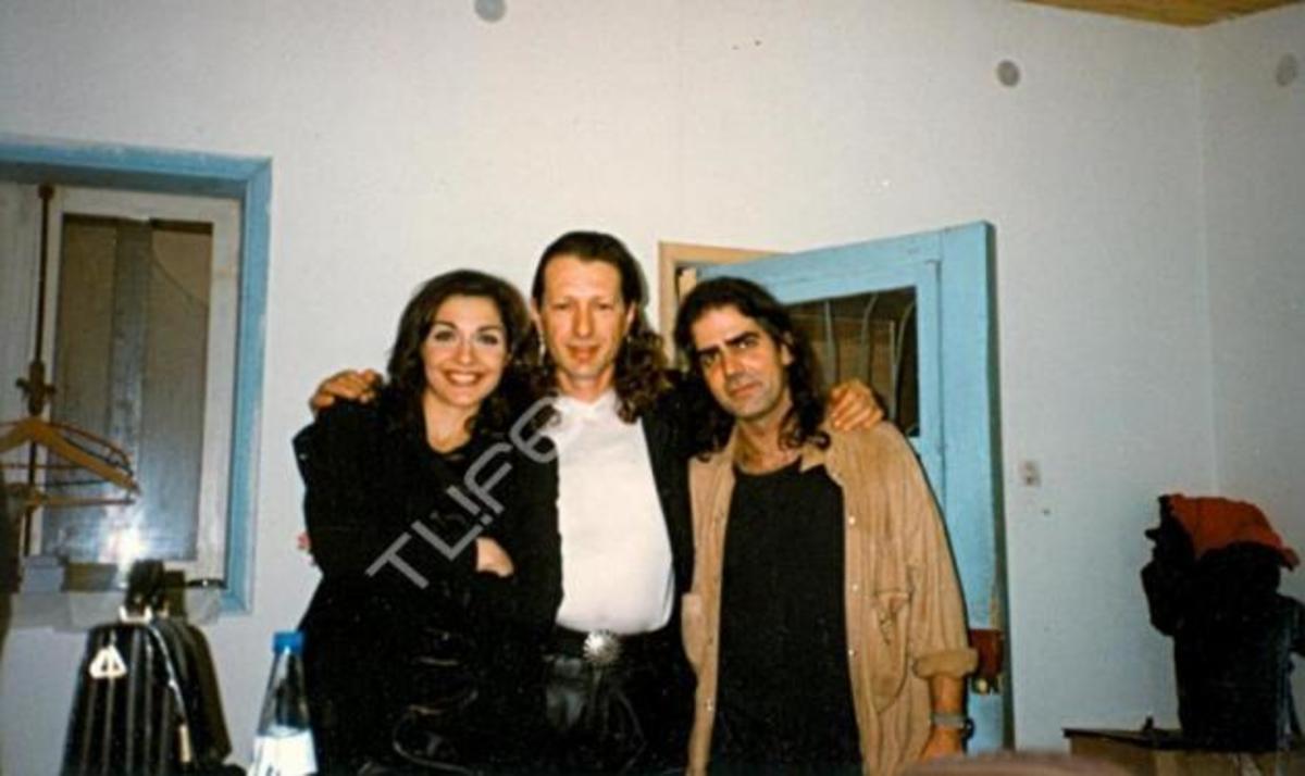Η Δέσποινα Βανδή και ο Αντώνης Ρέμος στο ξεκίνημά τους! Δες φωτογραφίες | Newsit.gr