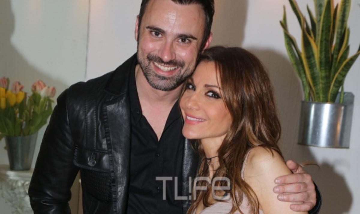 Γ. Καπουτζίδης – Δ. Βανδή: Η παρουσίαση της Eurovision τους έφερε κοντά! | Newsit.gr
