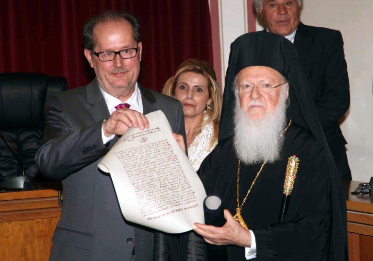 Στην Καλαμάτα ο Οικουμενικός Πατριάρχης | Newsit.gr