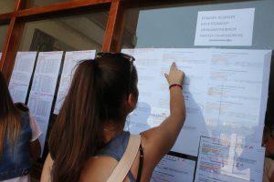 Βάσεις 2016: Έμαθαν τη βαθμολογία, τώρα τα μηχανογραφικά
