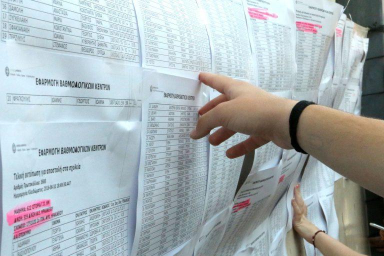 Πανελλήνιες: Προανήγγειλε το… τέλος η Σία Αναγνωστοπούλου