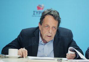 Μουλόπουλος: Δεν ήμουν σε συνάντηση με Μπόμπολα και Ψυχάρη