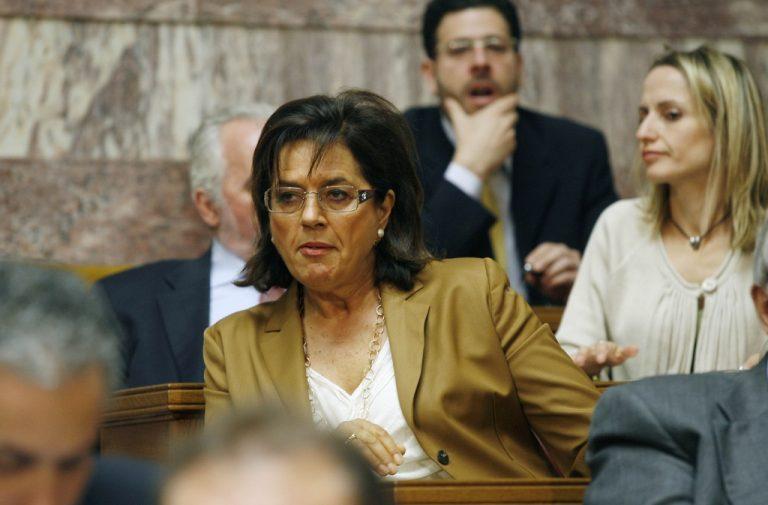 Επιμένει η Βάσω Παπανδρέου να καταγγέλει την ΤτΕ για κερδοσκοπία!   Newsit.gr