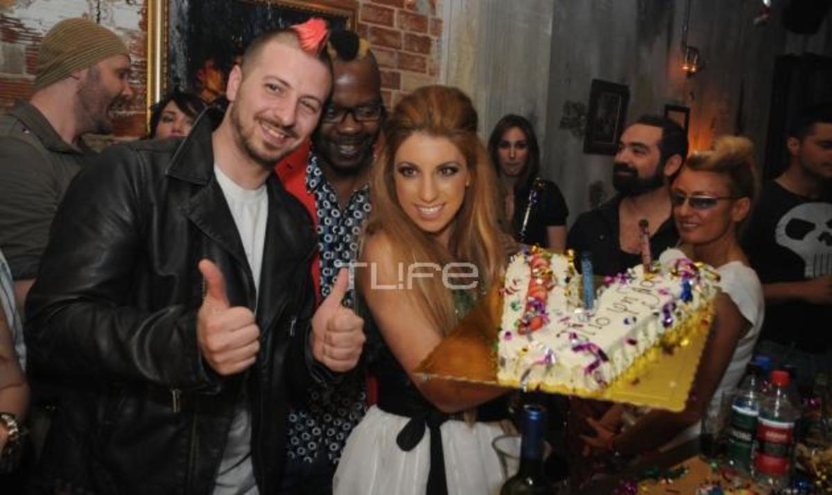 Το πάρτυ γενεθλίων της Μελίνας από τους Vegas! Δες φωτογραφίες   Newsit.gr
