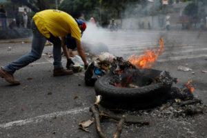Στους 31 οι νεκροί στις διαδηλώσεις στη Βενεζουέλα