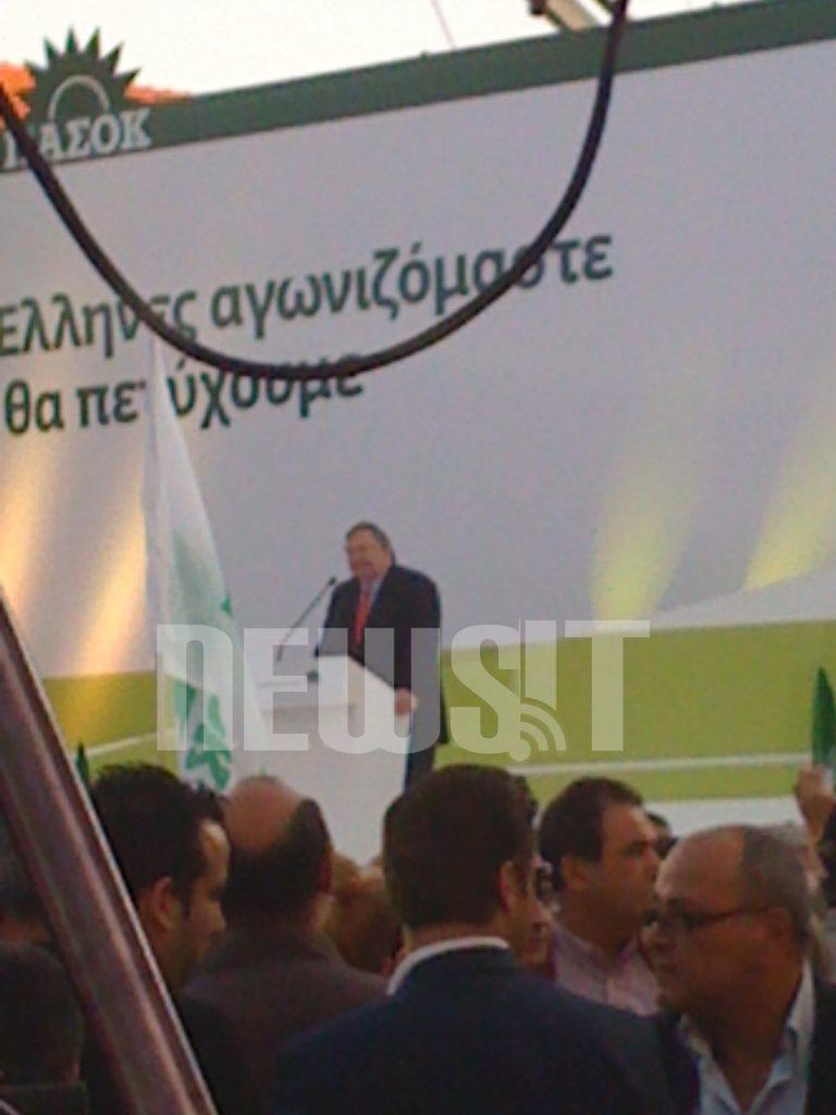 Βενιζέλος: «Εκτός εποχής και ντεμοντέ η αυτοδύναμη ΝΔ που θέλει ο Σαμαράς» | Newsit.gr