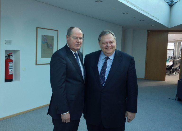 Βενιζέλος: Το SPD θα αναλάβει πρωτοβουλία για την ενθάρρυνση γερμανικών επενδύσεων στην Ελλάδα | Newsit.gr