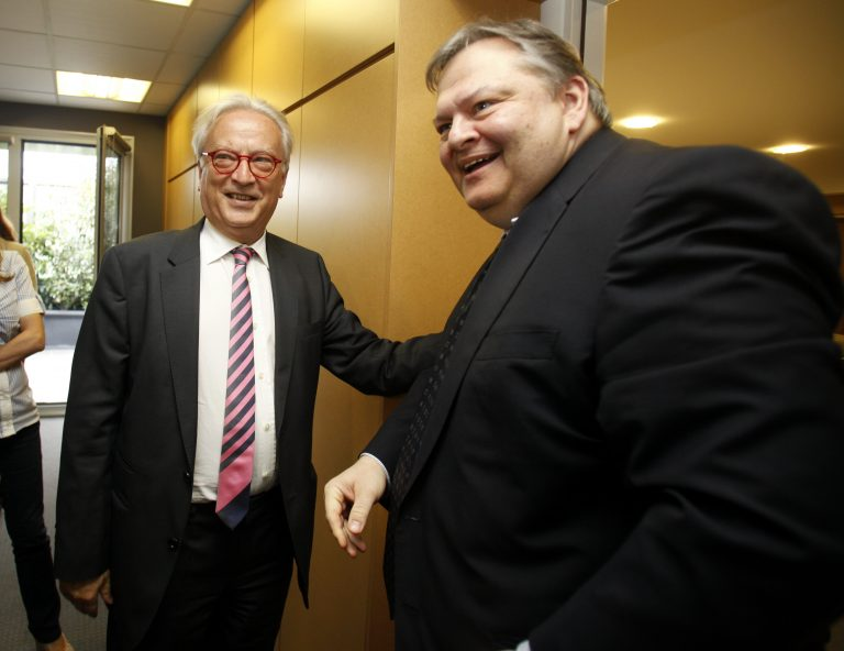 Βενιζέλος: Η αλλαγή των ευρωπαϊκών συσχετισμών ευνοεί την αναθεώρηση του μνημονίου   Newsit.gr