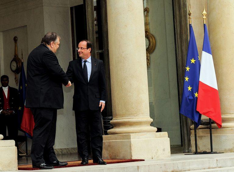 Ο Ολάντ πήρε τηλέφωνο τον Βενιζέλο | Newsit.gr