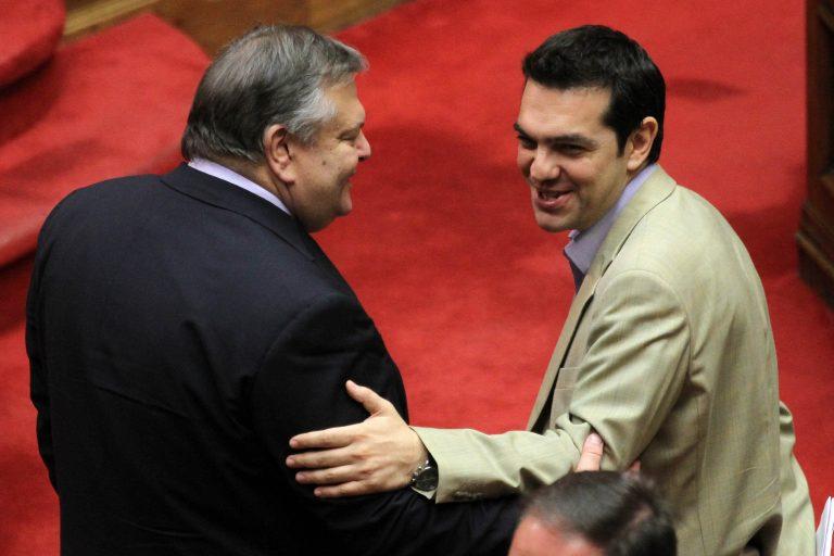 Ο «πόλεμος» της λίστας – Προανακριτική και για τον Βενιζέλο ζητάει ο ΣΥΡΙΖΑ – Εκτός κάδρου για την ώρα ο Γ. Παπανδρέου | Newsit.gr