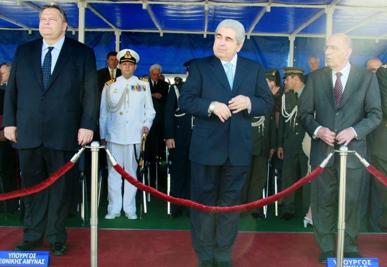 Στήριξη Βενιζέλου σε Χριστόφια   Newsit.gr