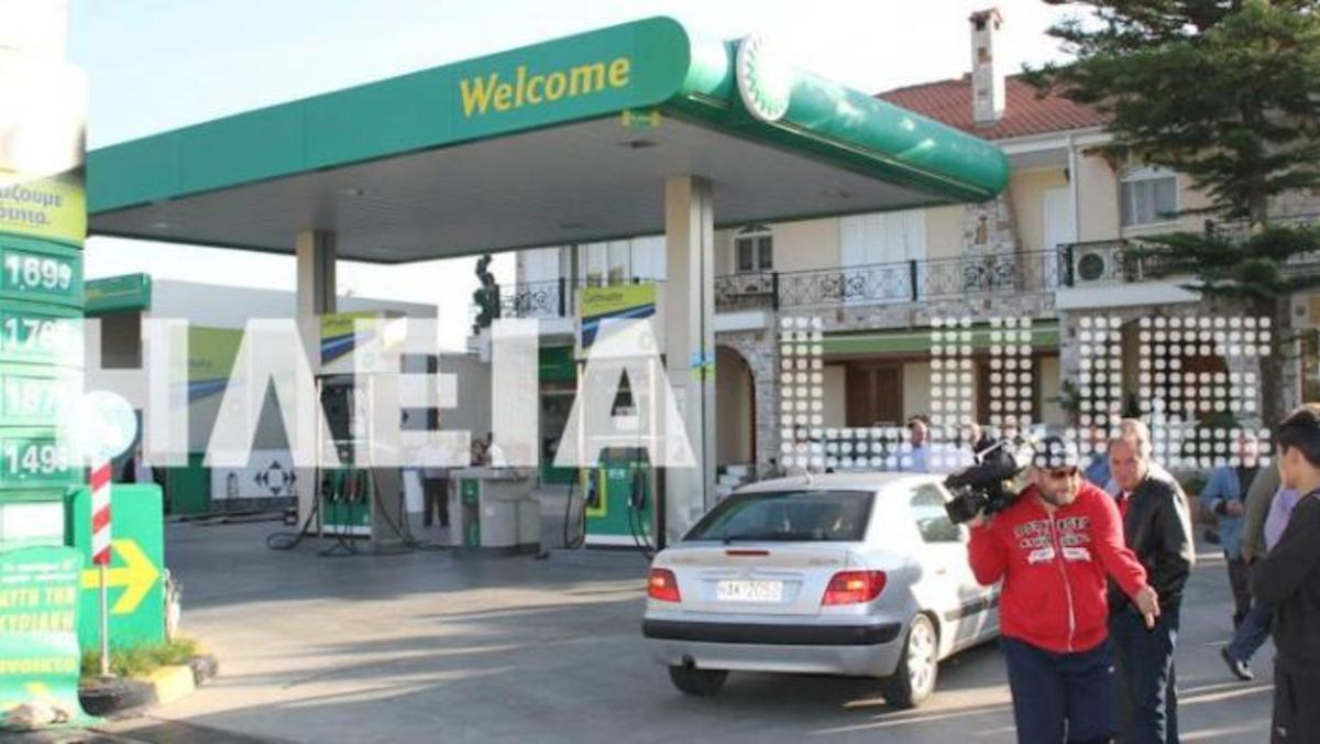 Ληστές εκτέλεσαν εν ψυχρώ 65χρονο βενζινοπώλη – Φωτό και Video | Newsit.gr