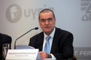 Βγενόπουλος: Παράνομη η ποινική δίωξή μου
