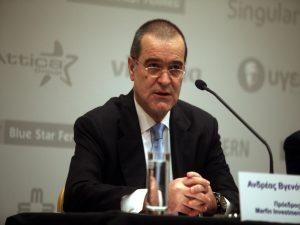 Το ΣτΕ θα αποφασίσει για την κατάσχεση των 13 εκατ. ευρώ από το λογαριασμό του Ανδρέα Βγενόπουλου