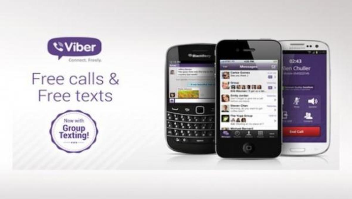 90.000.000 χρήστες για το Viber! | Newsit.gr