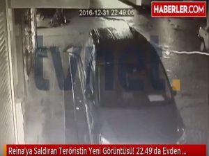 Κωνσταντινούπολη – Νέο βίντεο ντοκουμέντο: Ο μακελάρης λίγο πριν σκορπίσει τον θάνατο στο Reina