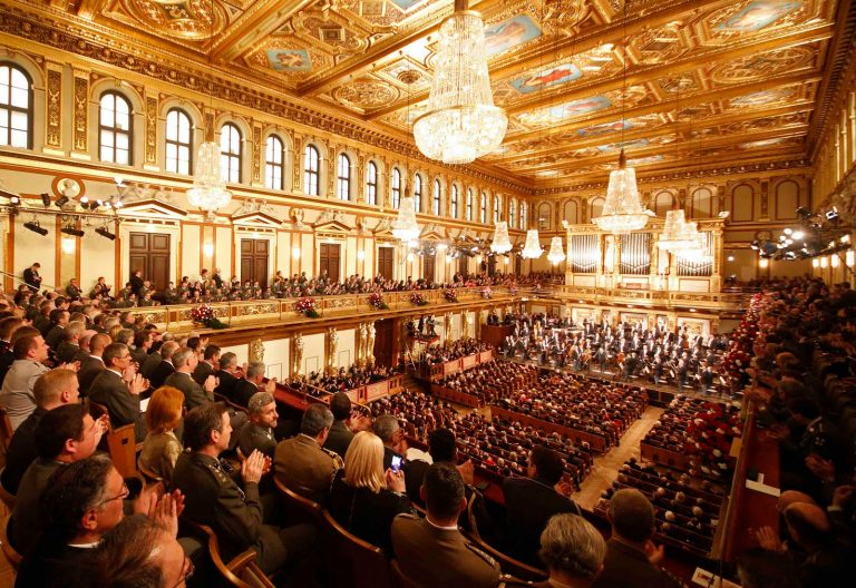 Η παραδοσιακή Πρωτοχρονιάτικη Συναυλία με τη Φιλαρμονική της Βιέννης | Newsit.gr