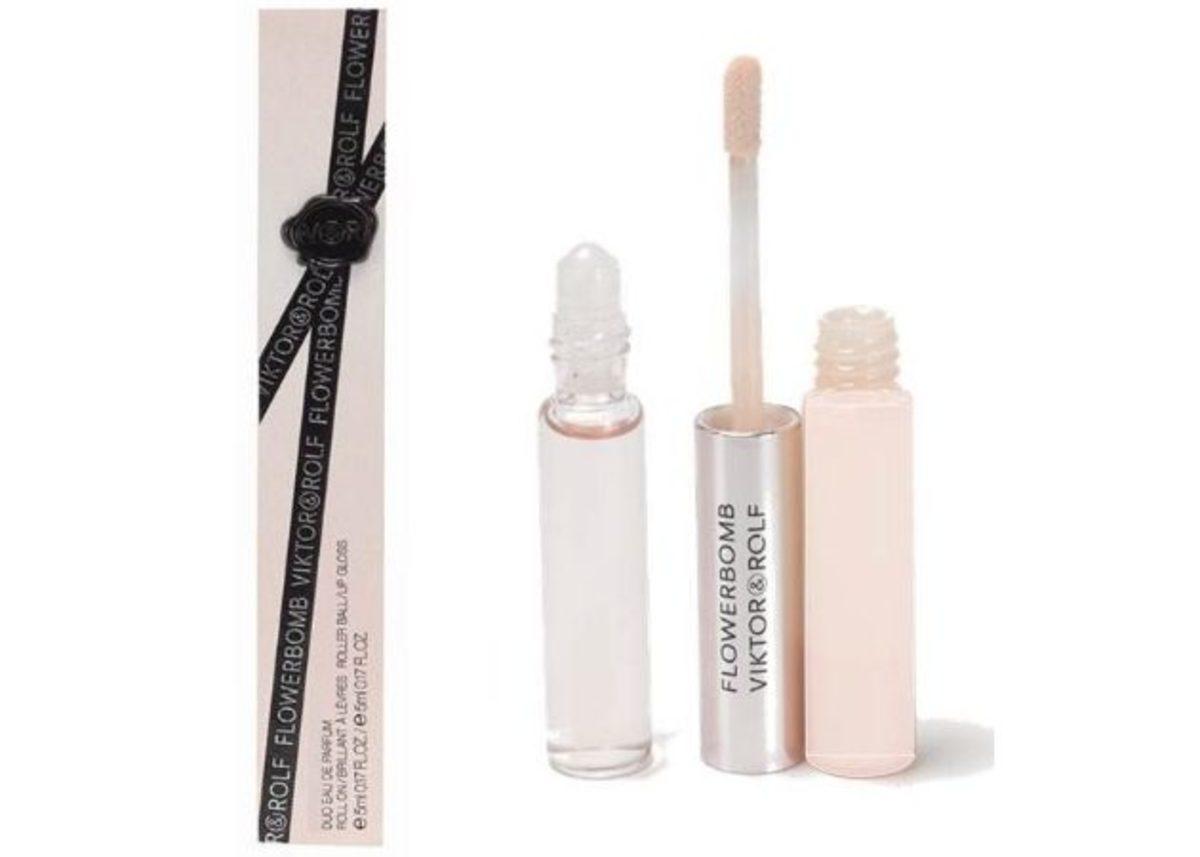 Το απόλυτο beauty gadget από τους Viktor & Rolf! Από την μια άκρη άρωμα, από την άλλη lip gloss! | Newsit.gr