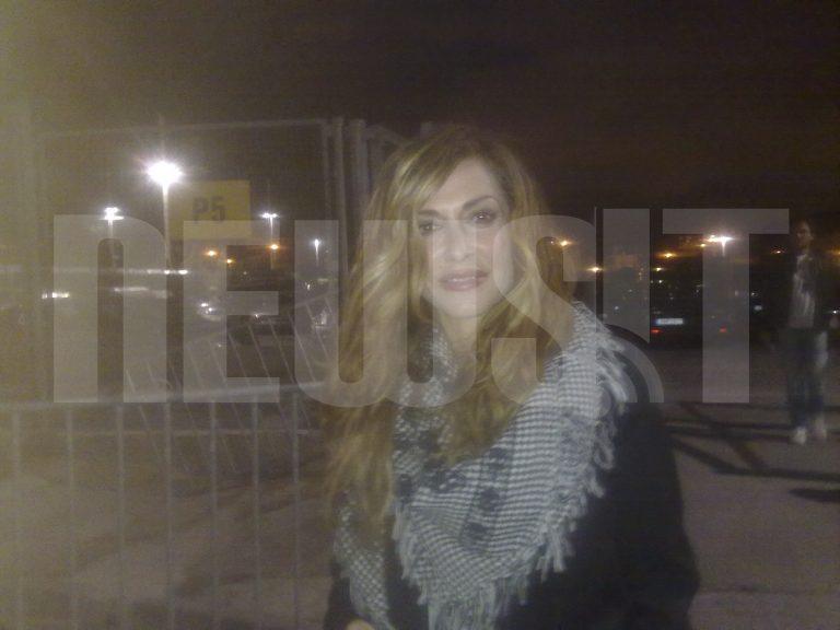 Η Βίσση τραγούδησε για τους δημοσιογράφους | Newsit.gr