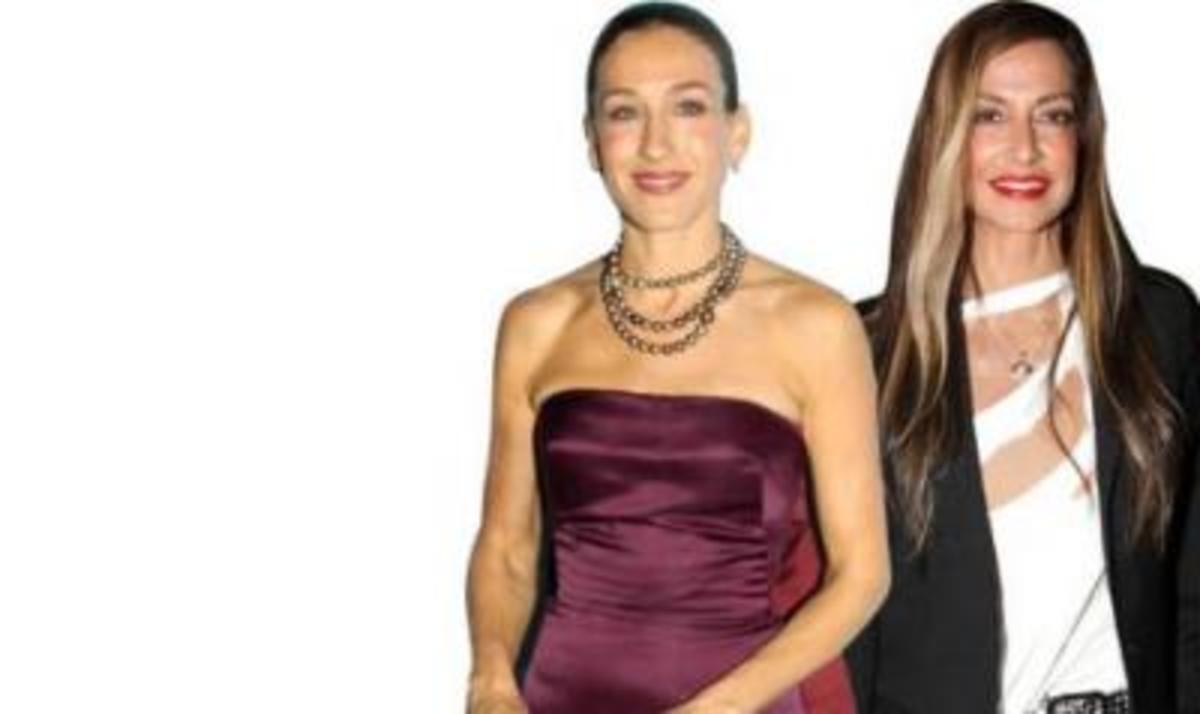 Η Sarah Jessika Parker ακούει Βίσση και Κοκκίνου! | Newsit.gr
