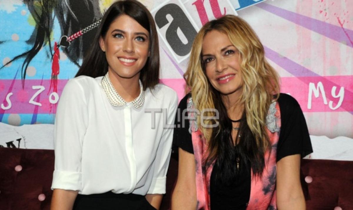 Η Άννα Βίσση πατάει γκάζι στο Lav! Το TLIFE στην παρουσίαση του προγράμματος | Newsit.gr