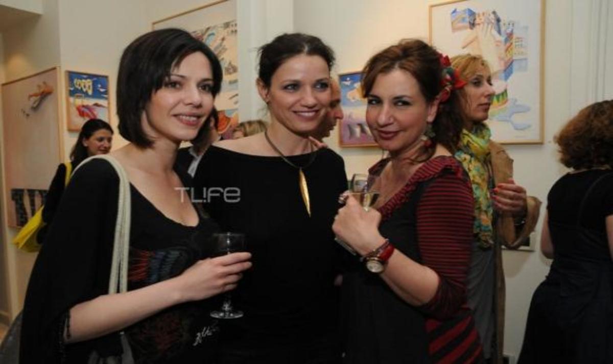 Οι καλλιτέχνες τίμησαν την Π. Βλαντή και την Α. Δρακουλάκη στην παράσταση Cuba Libre! | Newsit.gr
