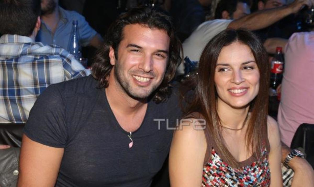 Α. Βλοντάκης – Κ. Στεργιάδου: Ερωτευμένοι στα μπουζούκια! Φωτογραφίες | Newsit.gr