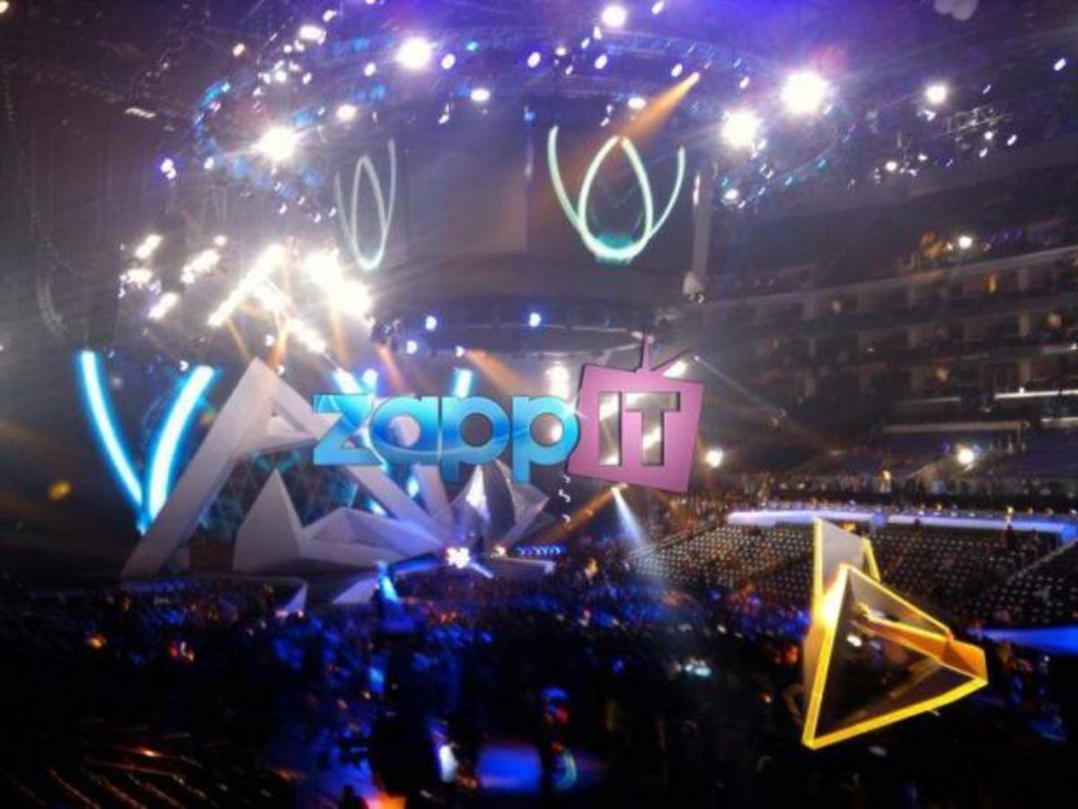 Δείτε φωτογραφίες μέσα από τα βραβεία του MTV! Ποιός διάσημος Έλληνας παρουσιαστής ήταν παρών;   Newsit.gr