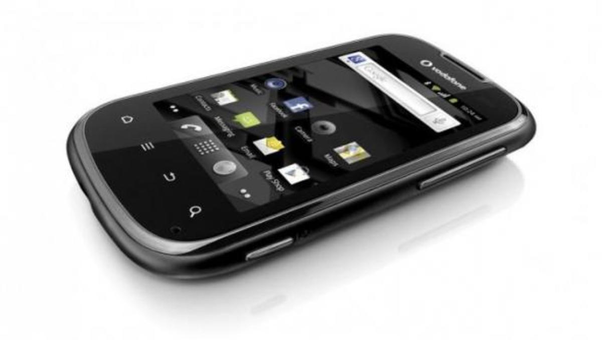 Vodafone Smart II:Το Νο1 σε πωλήσεις smartphone τους τελευταίους 7 μήνες! | Newsit.gr