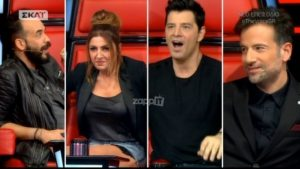 The Voice: Οι 5 στιγμές που σημάδεψαν τα Blind Auditions [vid]