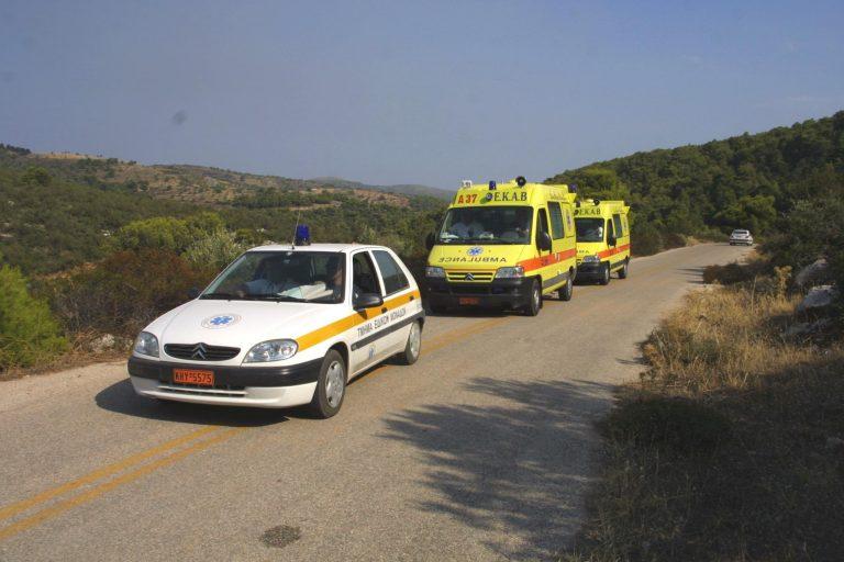 Βοιωτία: Τη βρήκαν νεκρή στο δρόμο   Newsit.gr