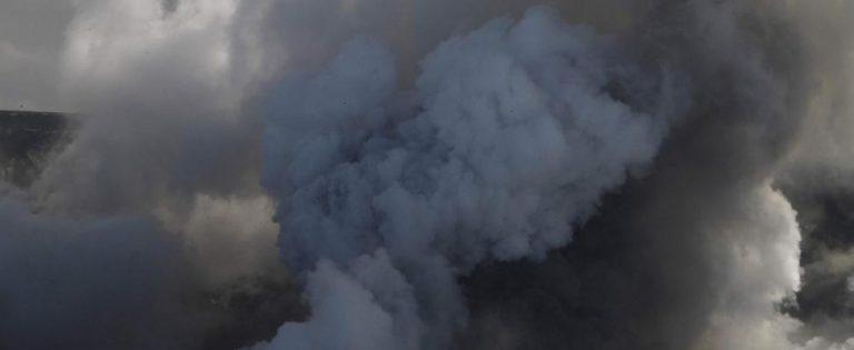 Εκλεισαν 2 αεροδρόμια του Ρέικιαβικ λόγω της ηφαιστειακής τέφρας | Newsit.gr