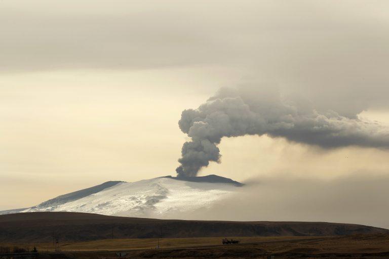 Βαρομετρικό χαμηλό διαλύει την ηφαιστειακή σκόνη | Newsit.gr