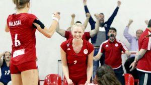 Τεράστια στιγμή του Ολυμπιακού! Προκρίθηκε στον τελικό του Challenge Cup!
